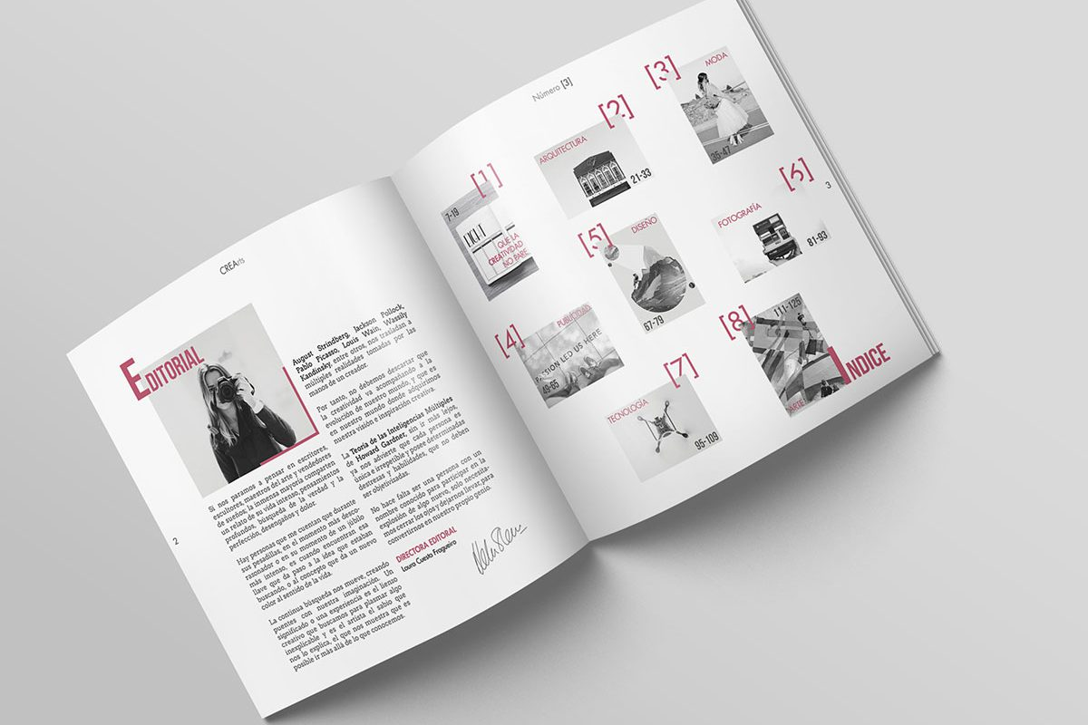 Diseno Editorial Master Diseno Grafico y web en Madrid Laura 4