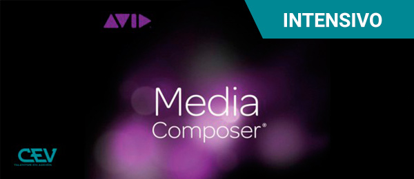 Curso Intensivo Especialista en Montaje con Avid Media Composer